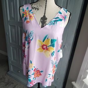 NWT Old Navy Tropical Blouse